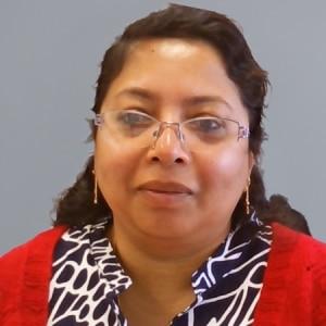 Dr Shiamala Suntharalingam